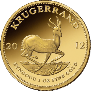 Krugerrand gold coins cannot be included in a Gold IRA