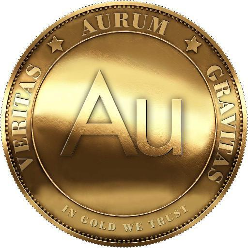 real physical specimens of the Aurum Coin don't exist yet but will be minted at some point in the future
