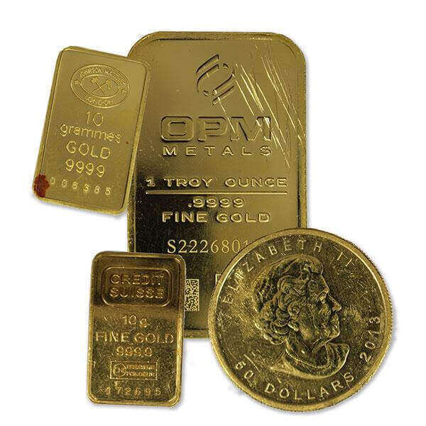 Buying Bargain Bin Gold can save you a lot of money but you will have to accept its blemished appearance